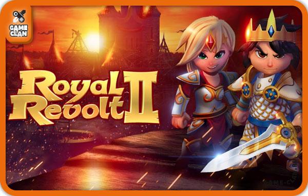 GamePlay Royal Revolt 2